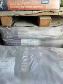 Клей для гіпсокартону PLATO Fixer (Плато Фіксер) 15 кг (РОЗПРОДАЖ!)