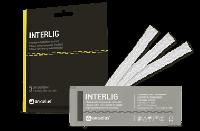 INTERLIG Angelus | Інтерліг шинуюча скловолокона стрічка 0,2х2х8,5 БРАЗИЛІЯ