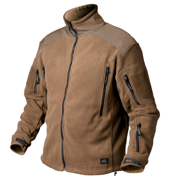 Куртка Helikon LIBERTY Double Fleece- Coyote