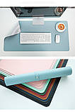Підкладка на стіл, шкір зам з пвх. 5 кольорів. 60*100см, фото 8