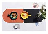 Подложка на стол, кож зам из пвх. 5 цветов. 50*80см, фото 9