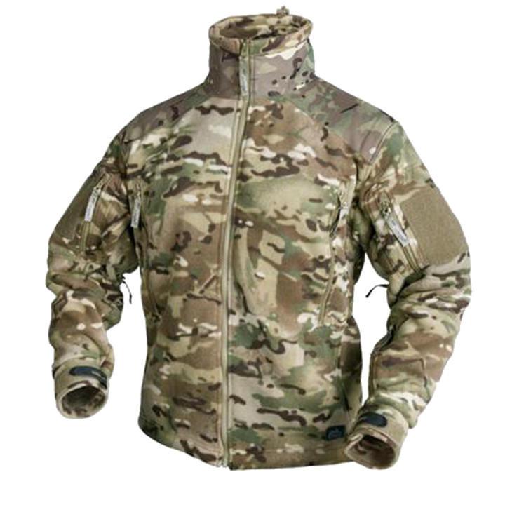 Тактическая куртка Helikon LIBERTY Double Fleece - Multicam