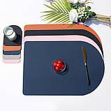 Подложка на стол, кож зам из пвх. 5 цветов. (30*40), фото 9