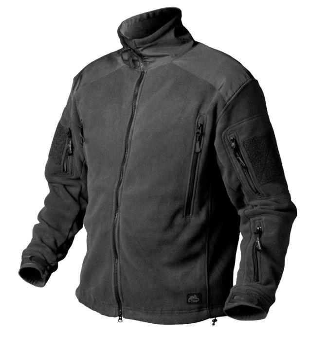 Куртка Helikon LIBERTY Double Fleece- Black