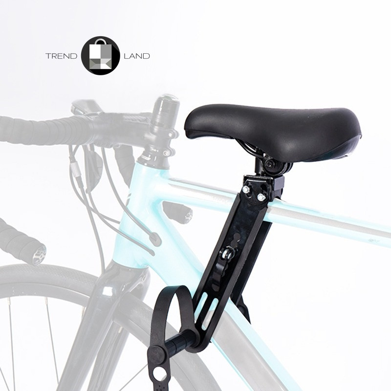 Детское велосипедное кресло на раму | Велокресло детское RideBiker K-110