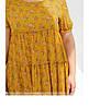 Легкое шифоновое платье с 50 по 64 размер, фото 2