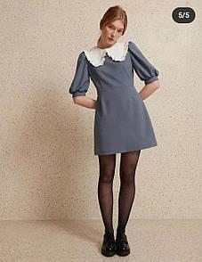 Сукня жіноча з коміром 24-70 розмір 27263