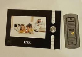 """Цветной видео домофон UKC 715R0 с дисплеем 7"""""""