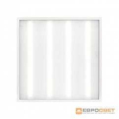 Светильник светодиодная панель ЕВРОСВЕТ 36Вт ОПАЛ-40 6400K 3000Лм