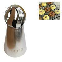 Насадка кондитерська для крему R813