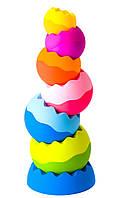 Пирамидка Fat Brain Toys Tobbles Neo (F070ML)