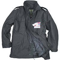 Куртка военная Helikon M65 - Black [Propper]