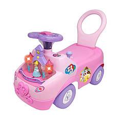 Машинка каталка Чудомобіль - Замок Принцеси Kiddieland Disney Princess Activity Ride 059386