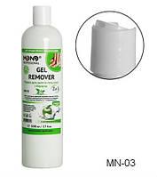 Жидкость для снятия гель-лака и биогеля MN-02