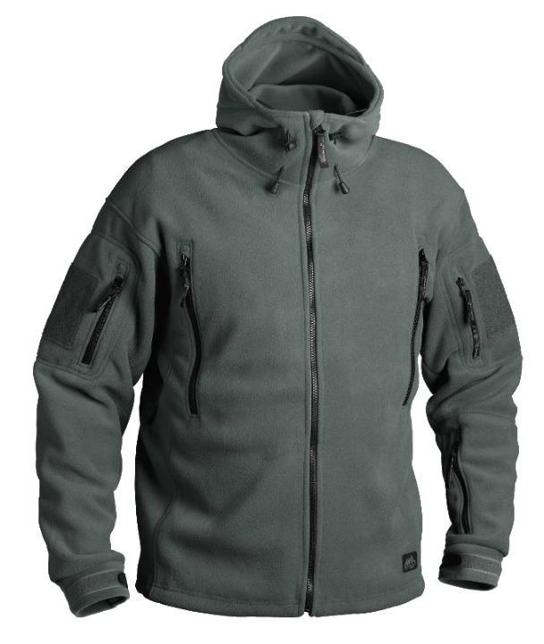 Тактическая куртка Helikon PATRIOT Double Fleece - Foliage Green