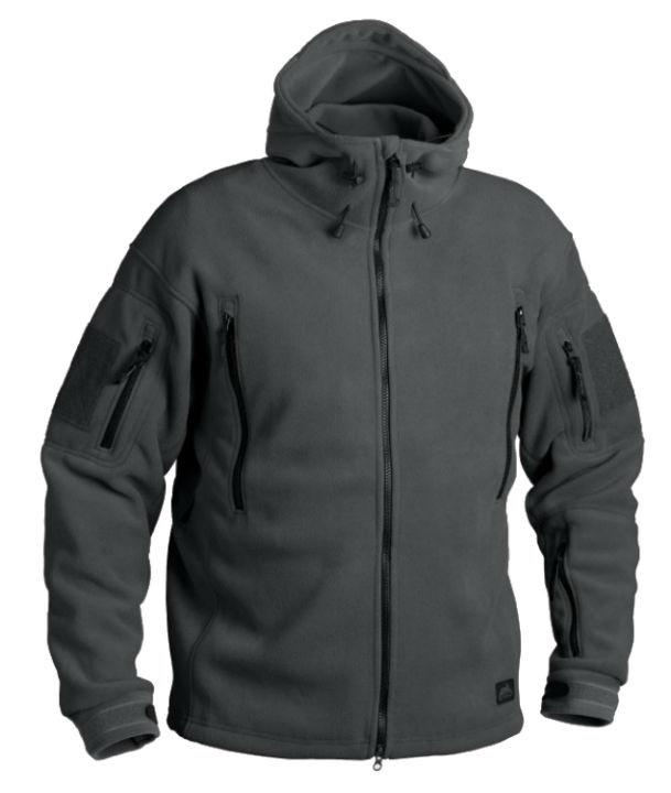 Тактическая куртка Helikon PATRIOT Double Fleece- Shadow Grey