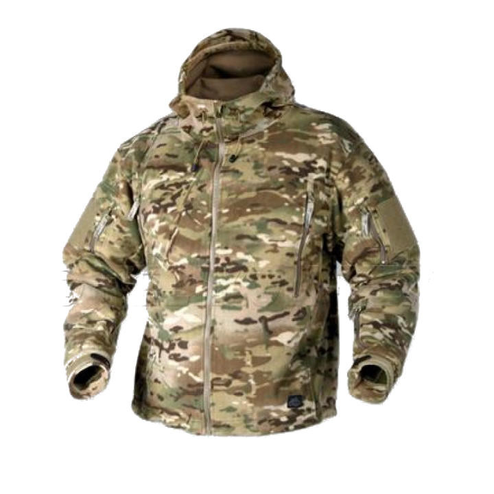 Куртка Helikon PATRIOT Double Fleece - Multicam