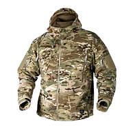 Куртка Helikon PATRIOT Double Fleece - Multicam