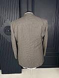 Пиджак шерстяной PRONTO UOMO - 52, фото 4
