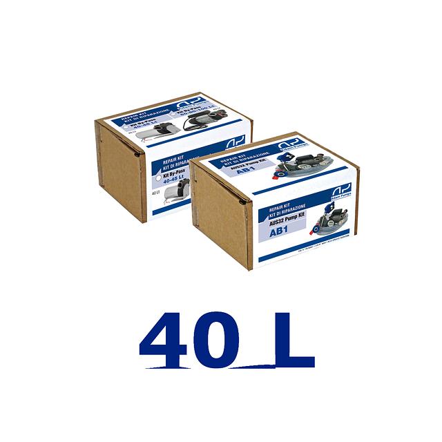 KIT 40 - ремкомплект для насосов перекачки дизельного топлива (Adam Pumps)