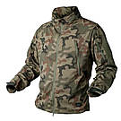 Куртка Helikon TROOPER - PL Woodland