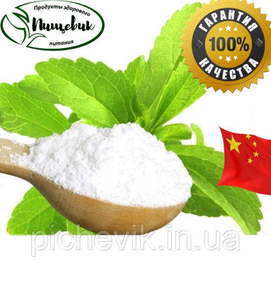 Натуральна стевія, екстракт в порошку.(Китай) Вага:50 грам
