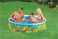 """Детский бассейн """"Водный Мир"""" intex 58461"""