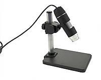 Цифровой USB микроскоп Digital Microscope 2 MP 800x 8LED