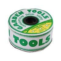 Капельная лента щелевая 10 см 6 mil Garden Tools (цена за 1 м)