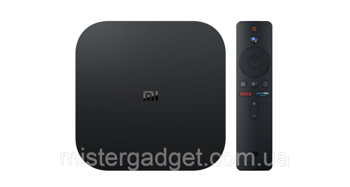 Smart TV Xiaomi Mi Box S International Edition 2/8GB Міжнародна версія