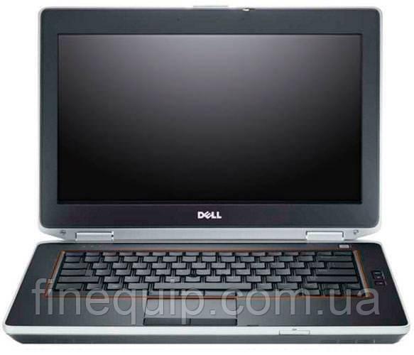 Ноутбук Dell Latitude E6420-Intel Core i5-2520M-2.5GHz-4Gb-DDR3-320Gb-HDD-DVD-R-W14-(C-)- Б/У