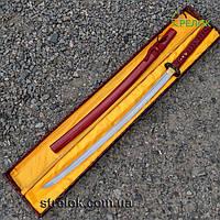 Самурайский меч катана Red Dragon Box
