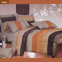 Комплекты постельного белья евро, ТМ Вилюта,  ткань ранфорс
