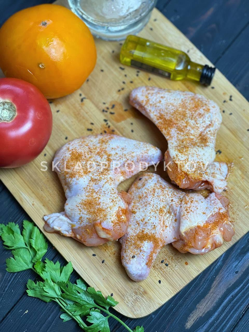 Крило Кюллі мариновані (Chicken Ukraine)