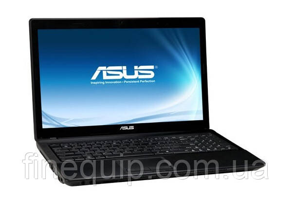 Ноутбук ASUS X54H-Intel Core-I3-2330M-2.20GHz-4GB-DDR3-320Gb-HDD-W15.6-Web-(C-)- Б/У