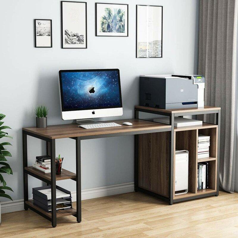 Компьютерный стол Baby House Alph обратимый Little Room (WFR-146789-1047)