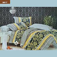 Хлопковые комплекты постельного белья семейные,  ткань ранфорс