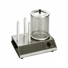Аппарат для производства хот-догов Stalgast настольный штыревой в кафе бар