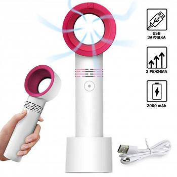 Портативний кишеньковий Usb міні-вентилятор Zerq 9 Білий