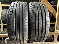 Літні шини 225/45R18 Michelin Pilot Sport 4 ZP (РАНФЛЕТ) 6.5мм R18, фото 1
