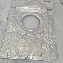 Захисні пластини з фольги для газових плит, 42*33 см код :7762