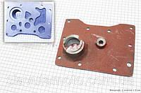 КПП (редуктор)- Крышка боковая (левая) 81-1 TATA