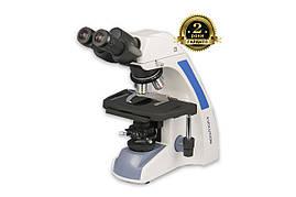 Мікроскоп MICROmed Evolution ES-4140, вбудована 5 Мп камера