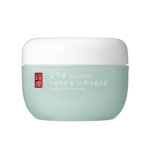 Увлажняющий крем для лица с гиалуроновой кислотой Illiyoon Hyaluronic Moisture Cream, 100 мл