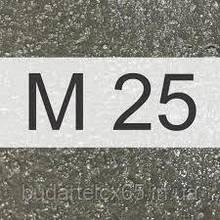 Раствор цементный М 25 собственного производства