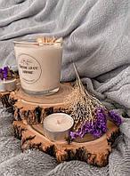 Свеча ODA с ароматом сандаловой розы