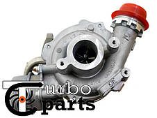 Оригінальна турбіна Nissan 1.5 dCi Juke / Pulsar - 16359700029, 16359880029, 144113657R, 144116419R