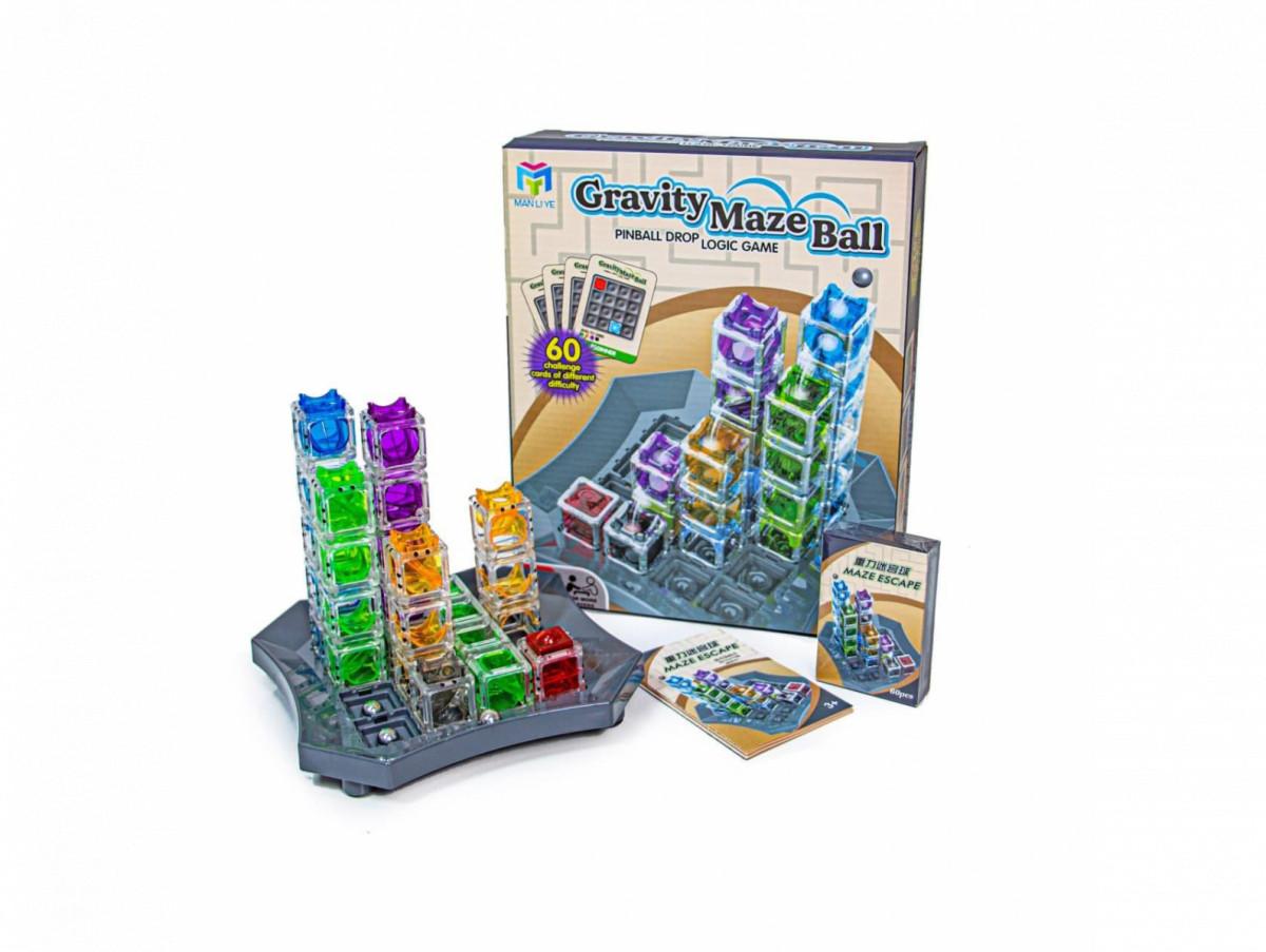 Гра головоломка Gravity Maze 978-12