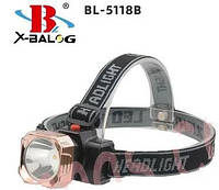 Ліхтар налобний X-Balog GG-5118B