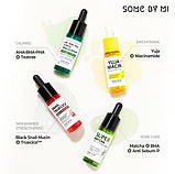 Набір з 4-х сироваток в мініатюрі BY SOME MI Total Care Serum Trial Kit Serum 14ml * 4ea, фото 3